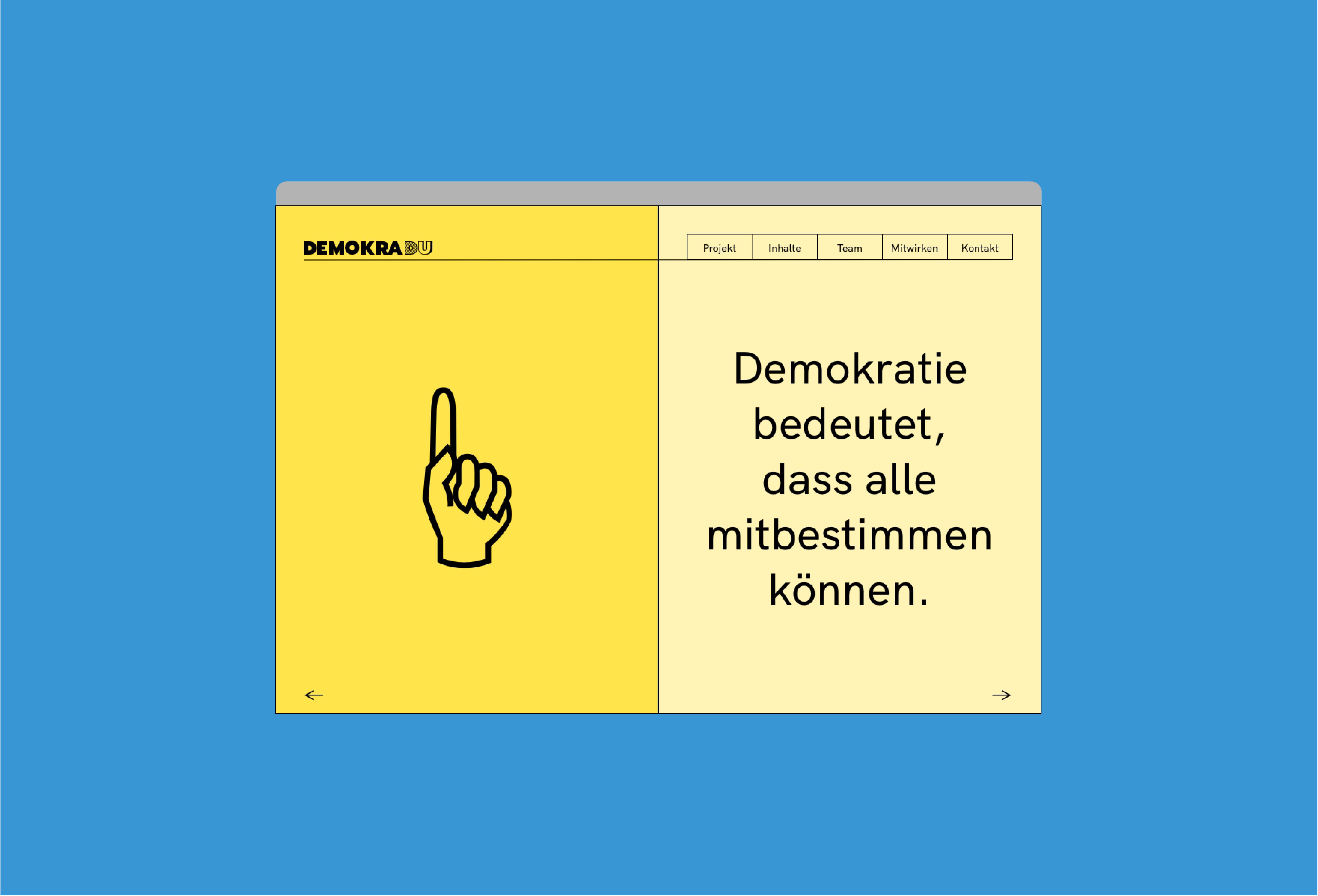 DEMOKRATDU_BrandDesign_Website_LLiniany